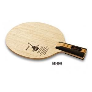 ニッタク(Nittaku) 卓球 ラケット ペンホルダー 攻撃用 アコースティック C ACOUSTIC C NE-6661
