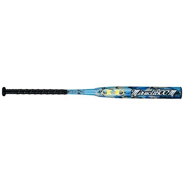 ハイゴールド 野球 バット ブルー 3号ゴム用対応 ミドルブラスバランス SBM-0184