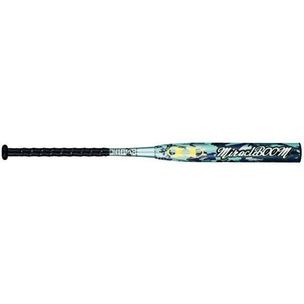ハイゴールド 野球 バット グリーン 3号ゴム用対応 ミドルブラスバランス SBM-0185