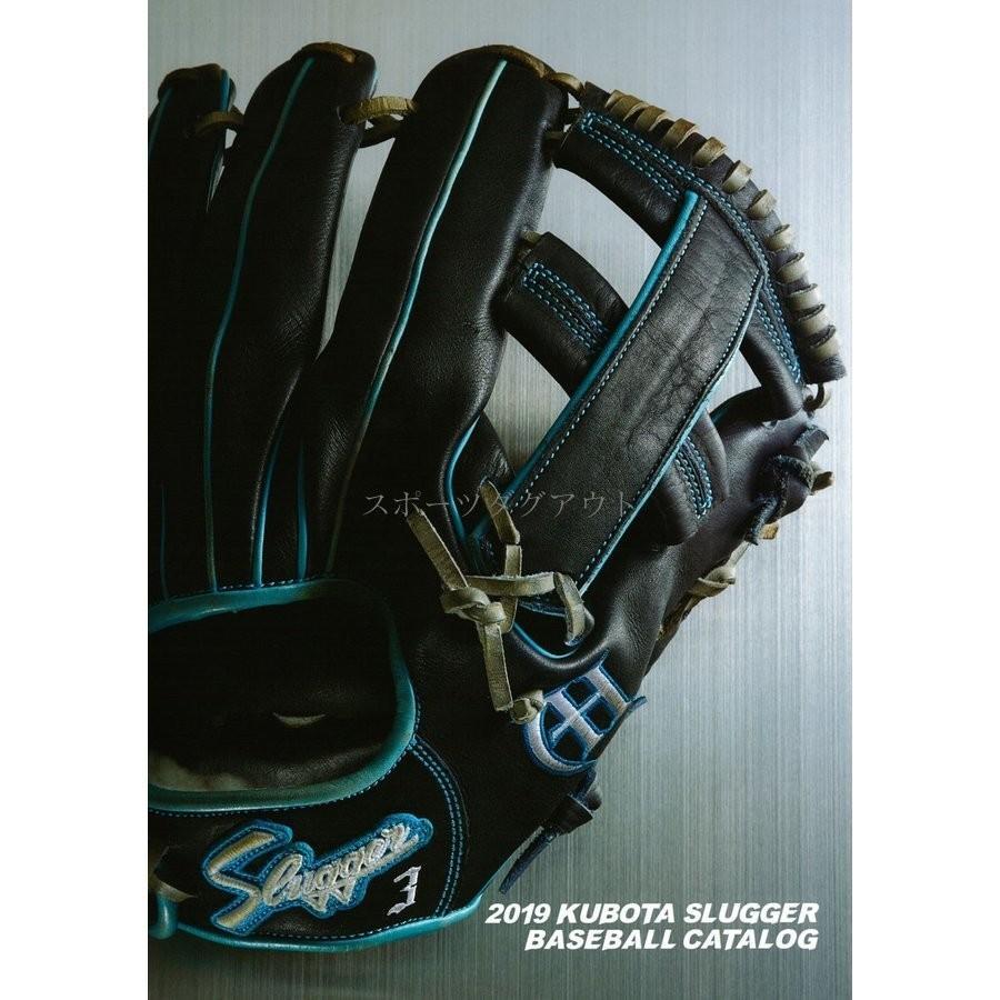 久保田スラッガー2019年度版 総合野球用品カタログ106ページ|dugoutshop