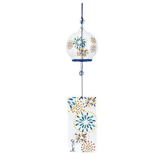 日本製 風鈴 ガラス 物品 江戸風鈴 花火 縁日 クールビズ ポイント消化 祭り