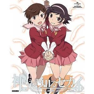 限 3−4 神のみぞ知るセカイ 女神篇(DVD・オリジナルアニメ)|dvdoutlet