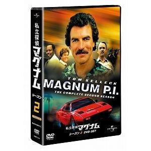 私立探偵マグナム シーズン2 DVD-SET〈6枚組 (DVD/洋画ドラマ)|dvdoutlet