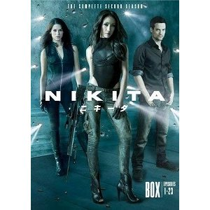 2 NIKITA/ニキータ BOX(DVD・海外TVドラマ) dvdoutlet