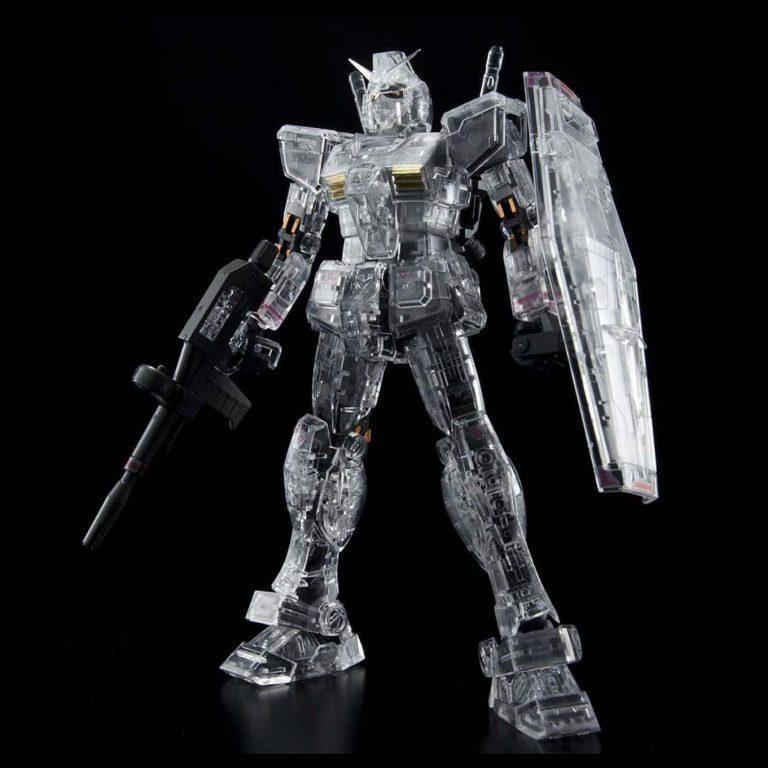 BANDAI 【ガンプラEXPO限定】RG 1/144 RX-78-2 ガンダム メカニカルクリアVer.|dwarf-shop
