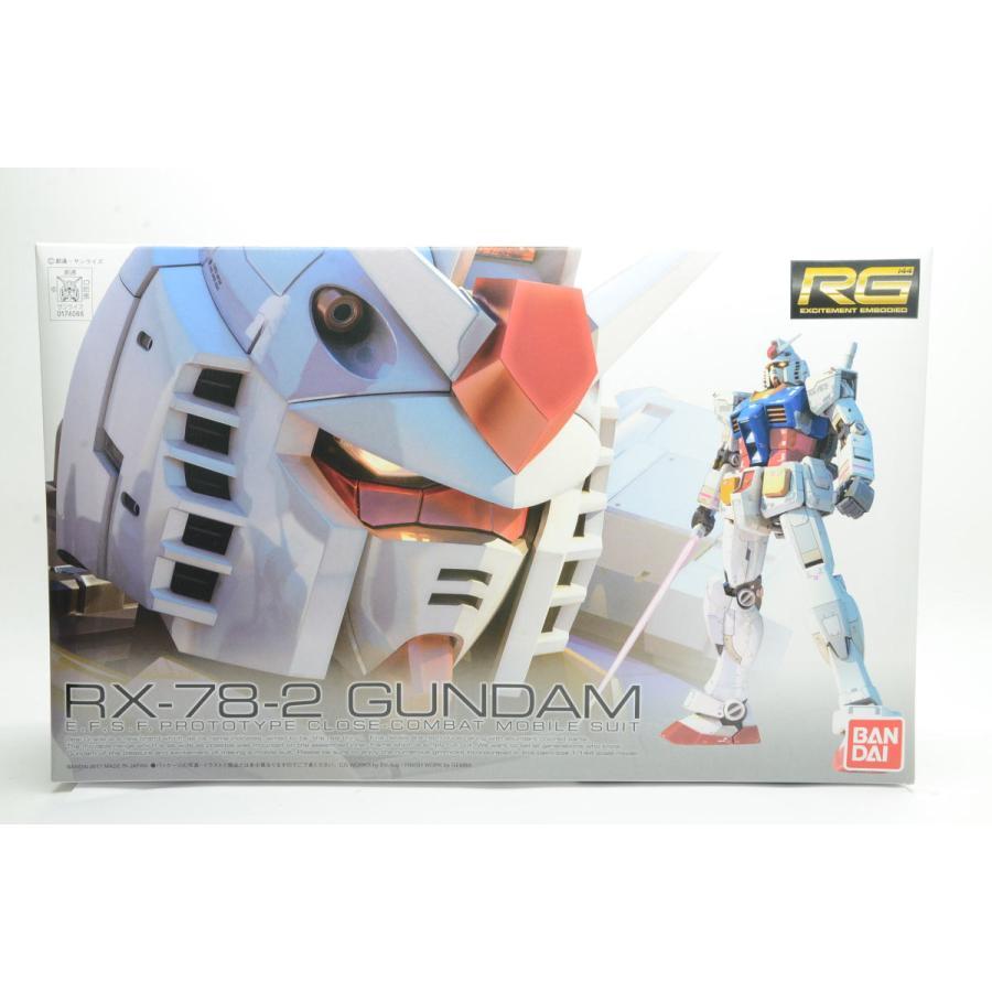 BANDAI 【ガンプラEXPO限定】RG 1/144 RX-78-2 ガンダム メカニカルクリアVer.|dwarf-shop|02