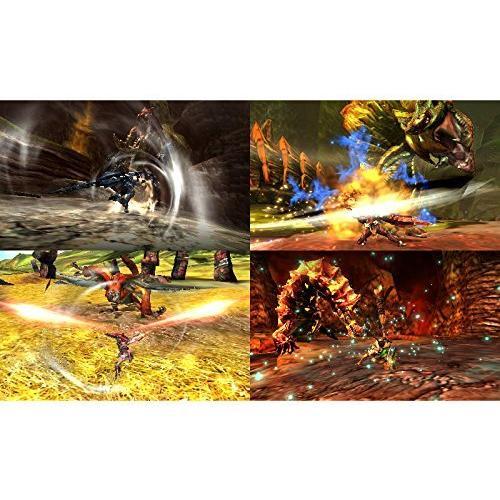 モンスターハンタークロス - 3DS dwgo 04