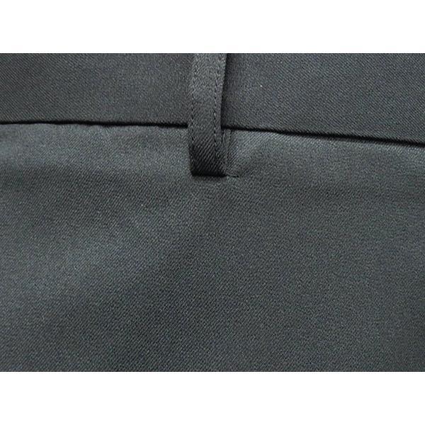 「裾上げ済」 通年 スリムノータックパンツ 3色展開中スラックス ビジネスパンツ 横ストレッチ 家庭洗濯可能 ビジネススラックス W73〜100cm OS1324|dxksm466|09