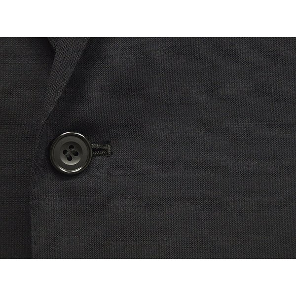 春夏物 2パンツスーツ ベーシック2釦スーツ 黒/無地 [A体][AB体] RG211100A dxksm466 06