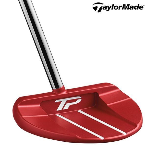 品質は非常に良い ゴルフ クラブ TaylorMade テーラーメイド パター RED ArdmoreCS(レッドアードモアCS) センターシャフト, ツヤマシ bc1a625b