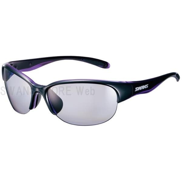 サングラス 偏光レンズモデル LN-0053 BK/PR LUNAルナ