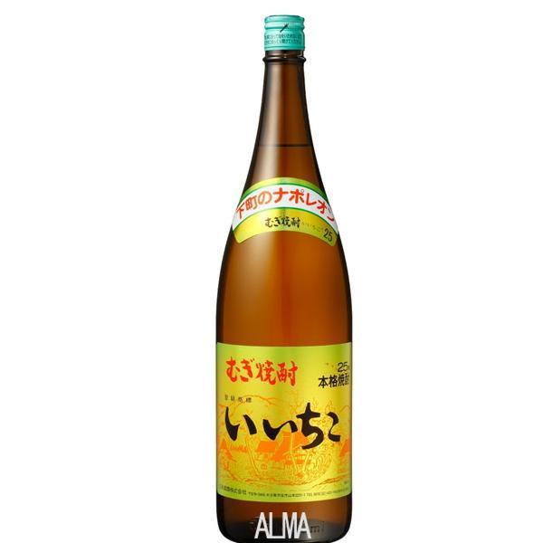 いいちこ 25度 1800ml(1.8L)瓶