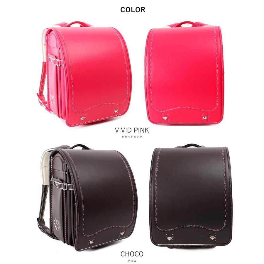 ファイテン ランドセル 女の子 2022 phig 日本製 6年保証 Phiten RELAX ファイテン リラックス サイドポケット A4 軽い ワンタッチロック モリちゃんランちゃん|e-bag-morita|11