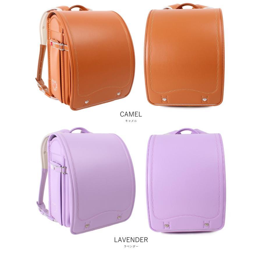 ファイテン ランドセル 女の子 2022 phig 日本製 6年保証 Phiten RELAX ファイテン リラックス サイドポケット A4 軽い ワンタッチロック モリちゃんランちゃん|e-bag-morita|12
