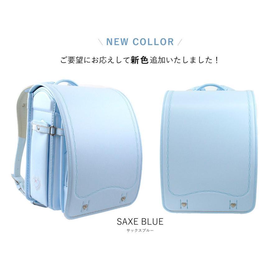 ファイテン ランドセル 女の子 2022 phig 日本製 6年保証 Phiten RELAX ファイテン リラックス サイドポケット A4 軽い ワンタッチロック モリちゃんランちゃん|e-bag-morita|13