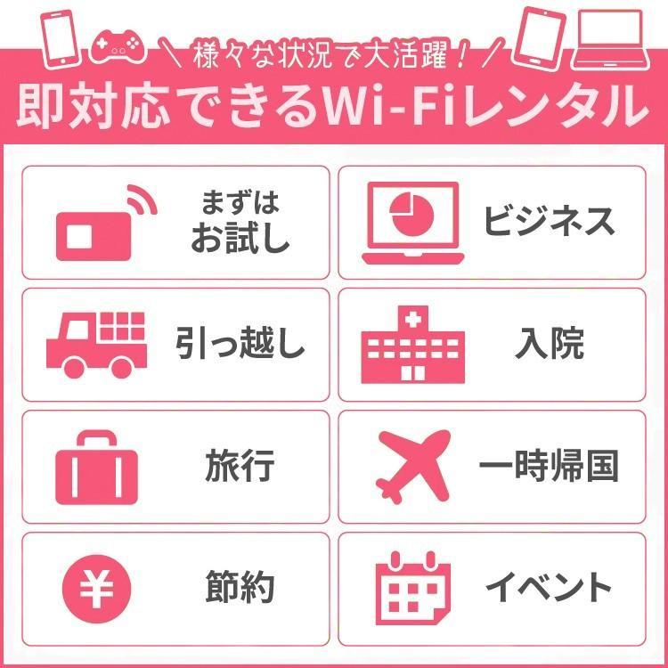 <SALE> wifi レンタル 国内 30日 無制限 ポケットwifi wi-fi レンタル wifi モバイルwifi ソフトバンク ワイファイ 一時帰国 在宅 テレワーク 往復送料無料|e-ca-web|06
