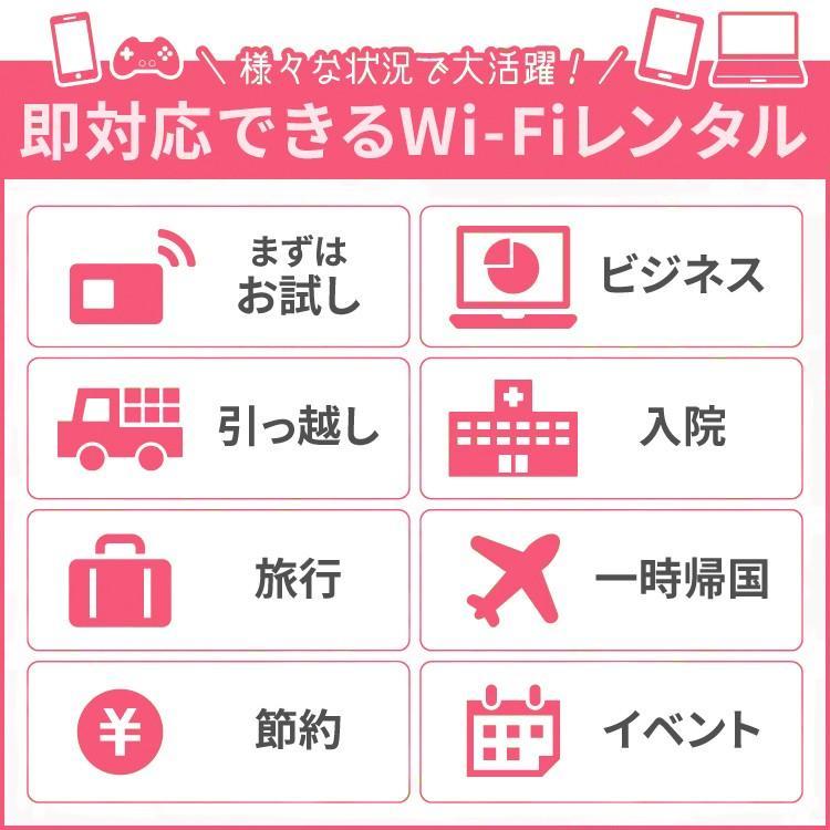 wifi レンタル 無制限 30日 wifi ルーター ポケットwifi モバイルwi-fi ソフトバンク 国内 一時帰国 在宅 テレワーク 往復送料無料|e-ca-web|04