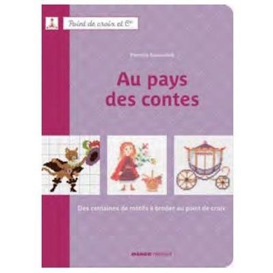 ※在庫限り 【MANGO】 クロスステッチ図案集 28 Au pays des contes E2501258 e-chercher