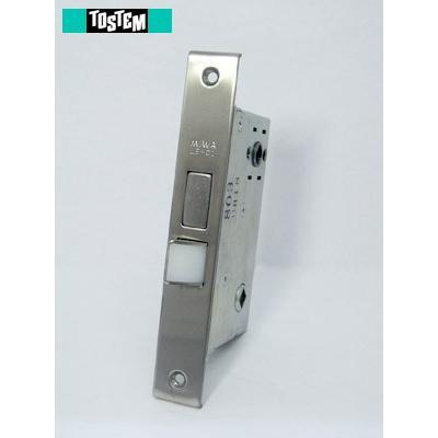 TOSTEM トステム 錠ケース AZWB750 MIWA LE-01 LV 両側レバーハンドル用 メイン箱錠KD バックセット51mm