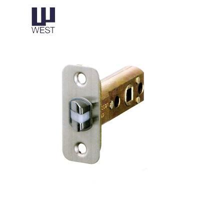 WEST ウエスト 錠ケース U95 ラッチケース バックセット50mm ウエスト U-95