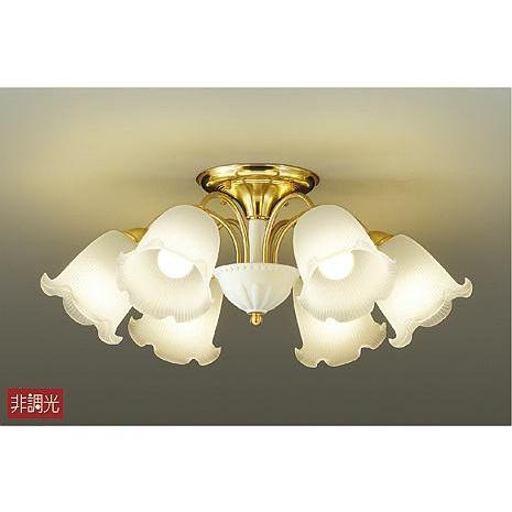 DCH-39456Y ダイコー シャンデリア LED(電球色) LED(電球色) 〜6畳