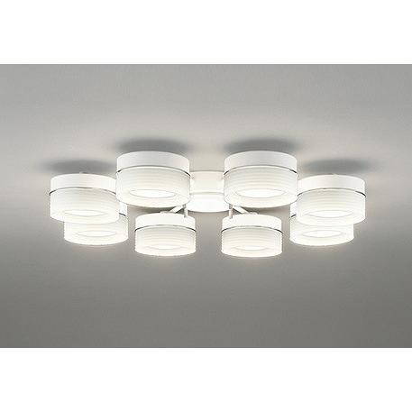 シャンデリア LED(電球色) 〜10畳 オーデリック OC257014LC