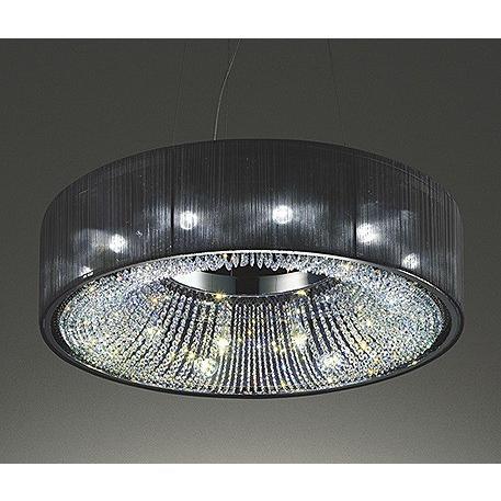 シャンデリア LED(電球色) オーデリック OC257041LC +DESIGN CRYSTALS FROM SWAROVSKI