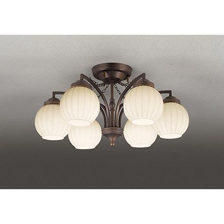 シャンデリア LED(電球色) 〜6畳 〜6畳 オーデリック OC257078LD