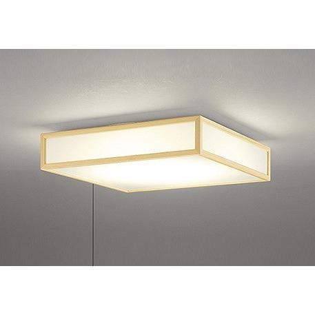 和風シーリングライト LED(調色) 〜4.5畳 天井照明 和室 オーデリック OL291135L