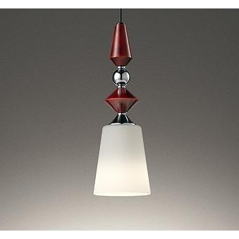 小型ペンダント LED(電球色) 天井照明 ダイニング オーデリック OP252571LD made in NIPPON 山中漆器 山中