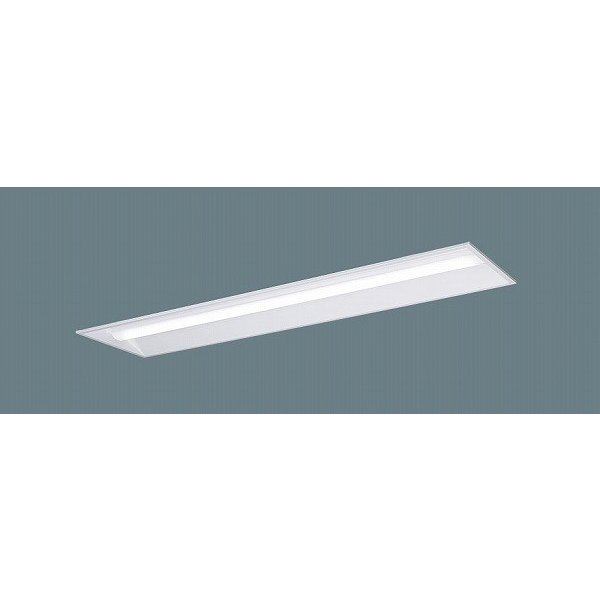 XLX430VLWTLE9 パナソニック 埋込型ベースライト 40形 W300 LED(白色) (XLX430VLWZLE9 後継品)