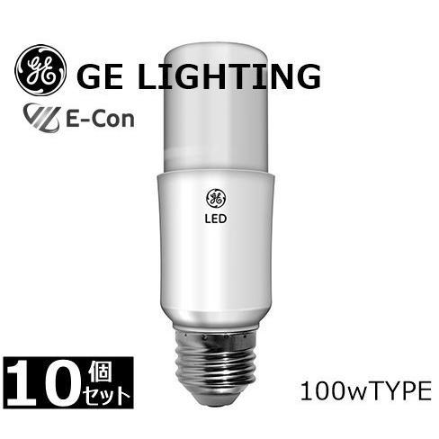 〔10個セット〕LED電球 E26 100w相当 T形 全方向タイプ led 電球 e26 GE LIGHTING LEDライト LEDランプ LDT16L-G LED 電球色 LDT16N-G 昼白色