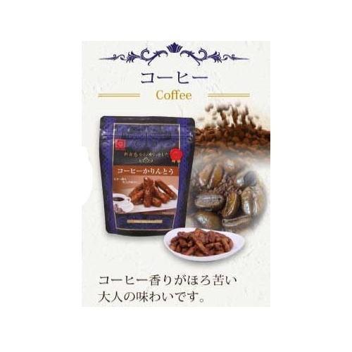 旭製菓 かりんとうスイーツ (コーヒー) 40g  12個セット『送料無料(沖縄・離島除く)』