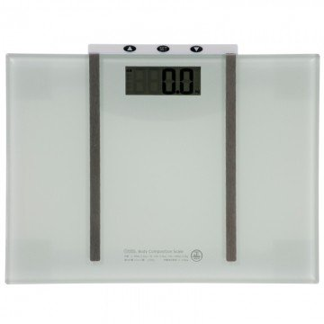 『5年保証』 デジタル体重体組成計HB-K115- [品番]08-0036 オーム電機 HB-K115-W HBK115W-健康管理、計測計