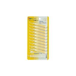 サンデンタル PETIT プチ歯間ブラシ(10本入)   サイズSS  キャップ付き I型|e-dent