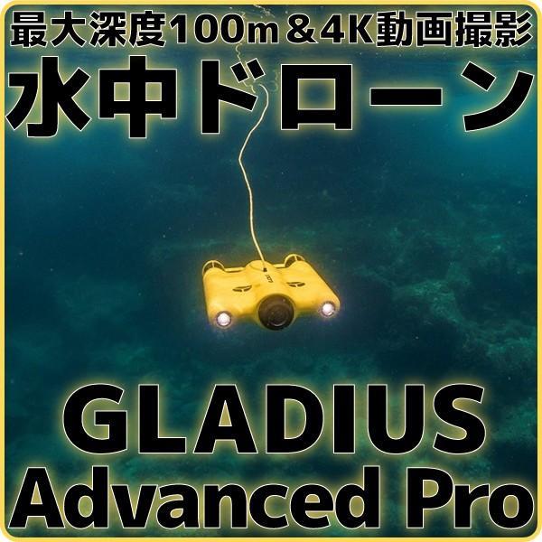 befc684d6b 送料無料】CHASING INNOVATION GLADIUS 4Kカメラ搭載 水中ドローン ...