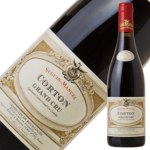 赤ワイン フランス ブルゴーニュ セガン マニュエル コルトン ロニェ 2016 750ml wine