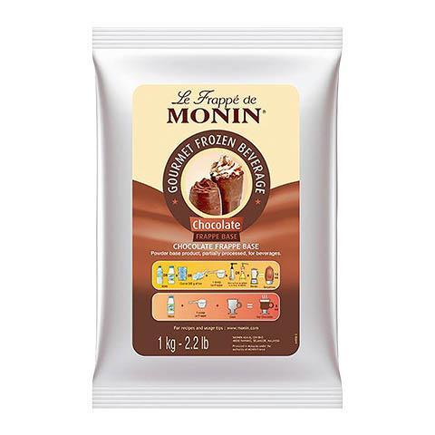 モナン チョコレート お中元 フラッペベース 1袋 予約 割り材 1kg 包装不可