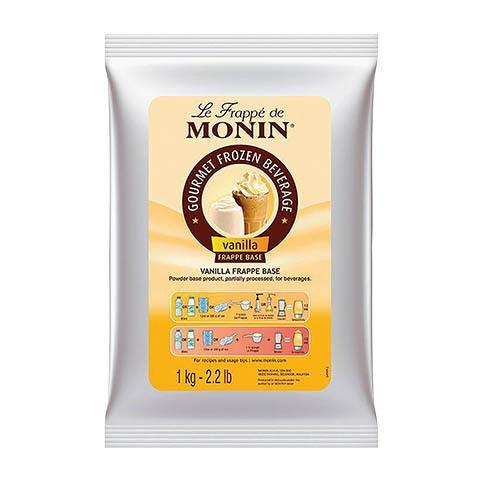 モナン バニラ フラッペベース 1袋 割り材 《週末限定タイムセール》 海外 包装不可 1kg