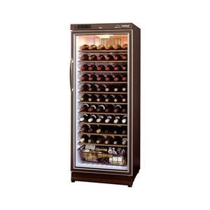 ワインセラー フォルスタージャパン ワインセラー 70本用収納 ロングフレッシュ ロングフレッシュ ST-NV271G (B) ブラウン wine cellar 包装不可