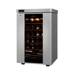 ワインセラー フォルスタージャパン ワインセラー 36本用収納 ロングフレッシュ ST-SV140G (P) プラチナ wine cellar cellar 包装不可