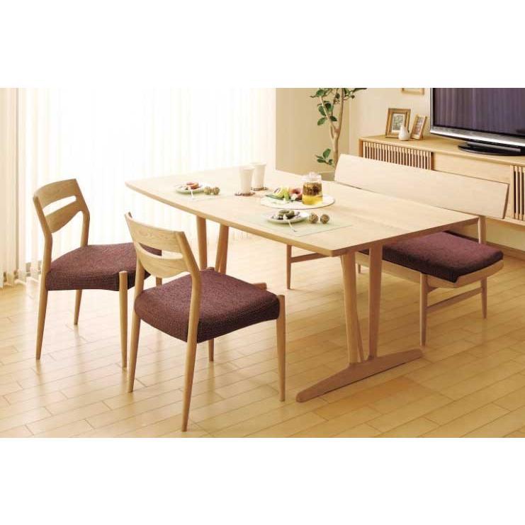カリモク CU7105 CU7203 DU6332 食堂椅子 食卓テーブル 食卓4点セット ダイニングセット ダイニングセット 布張り カバーリング ダイニングテーブル 日本製家具 正規取扱店