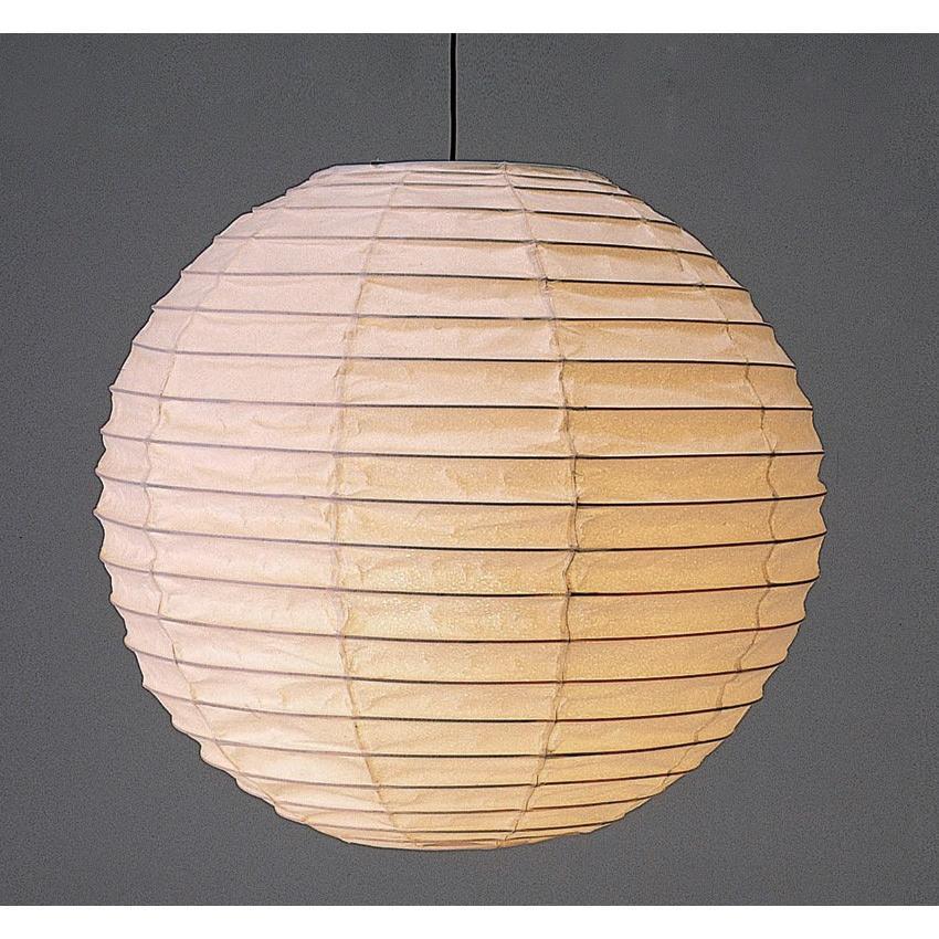 TP-150H春雨紙 直径150cm 和紙ペンダントライト 和風照明 和室 天井 白ホワイト店舗 住宅用 日本製