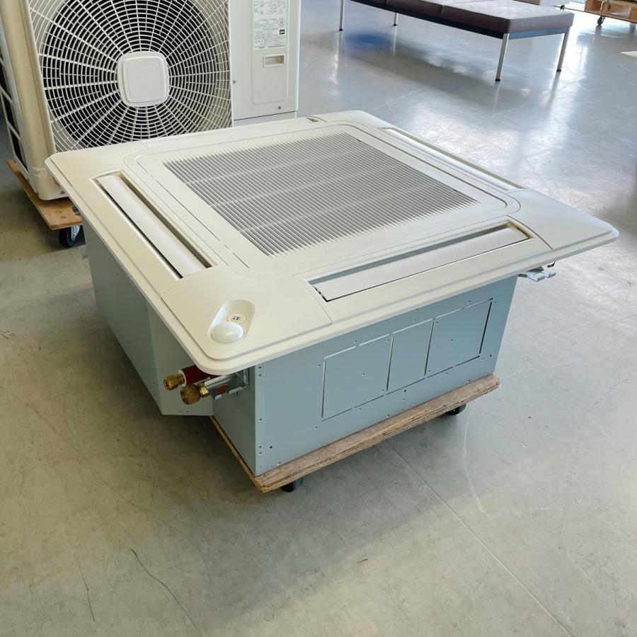 エアコン(天カセ型)5馬力 日立 内機 RCI-GP140K2 外機 RAS-AP140GH3 中古|e-gekiyasu|03