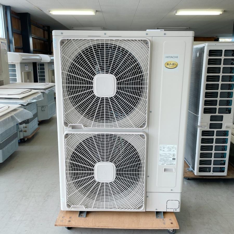 エアコン(天カセ型)5馬力 日立 内機 RCI-GP140K2 外機 RAS-AP140GH3 中古|e-gekiyasu|04