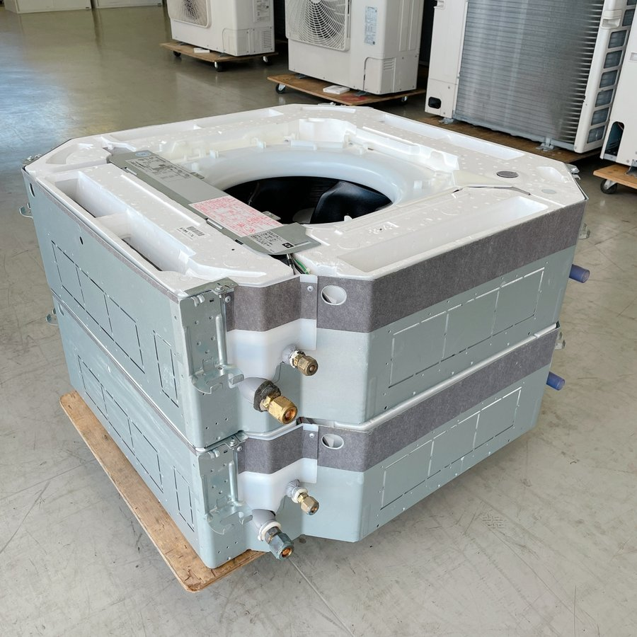 エアコン(天カセ型)6馬力 ※ツイン ダイキン SZRC160BCD 内機 FHCP80EJ 外機 RZRP160BC 中古|e-gekiyasu|07