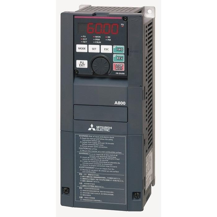 三菱電機 FR-A820-5.5K-1 三相200Vインバーター FR-Aシリーズ MITSUBISHI 5.5KW