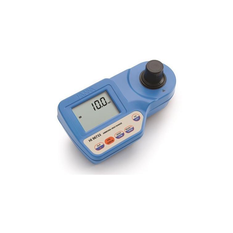 ハンナインスツルメンツ HI 96733 ポータブル吸光光度計 測定対象:アンモニウムイオン(HR)) HANNA