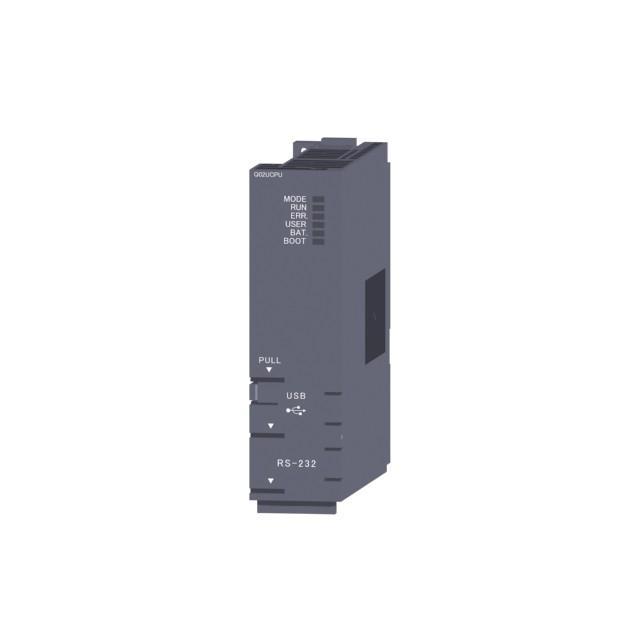三菱電機 Q02UCPU シーケンサ ユニバーサルモデルQCPU