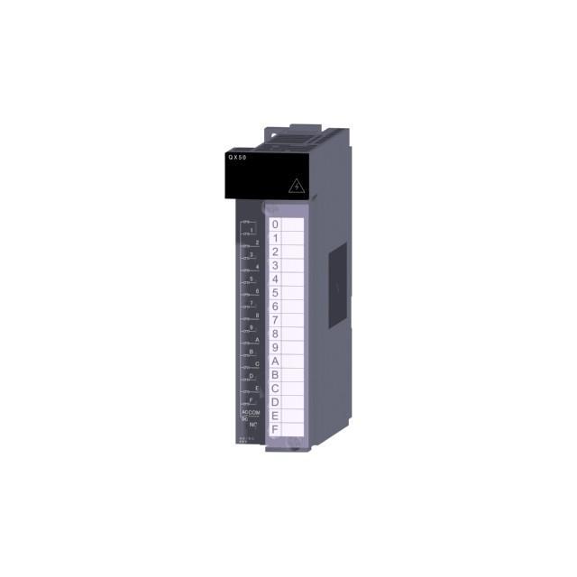 三菱電機 QX50 DC/AC入力ユニット 入力16点 AC48V/DC48V 4mA シーケンサ MELSEC-Qシリーズ